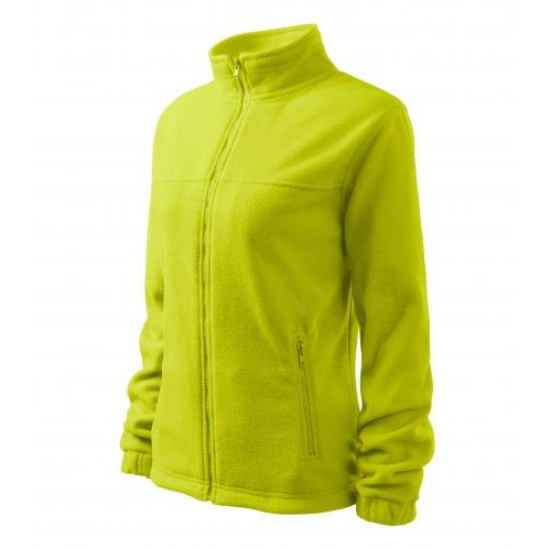 Lime női polár jacket